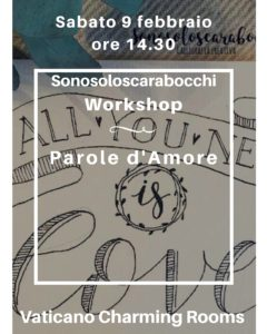 Workshop Parole d